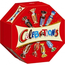 Mars Celebrations 8x190g