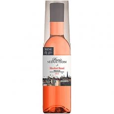 Paris Seduction Wine & Go Merlot Rosé 12x180ml