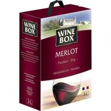 ZGM WineBox Merlot 3 L