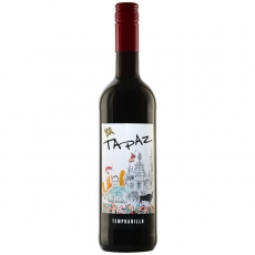 Tapaz Tempranillo 750ml