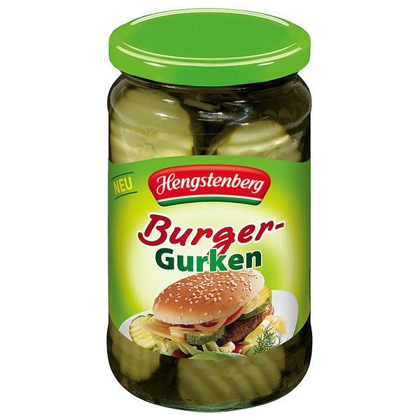 Burger Gurken