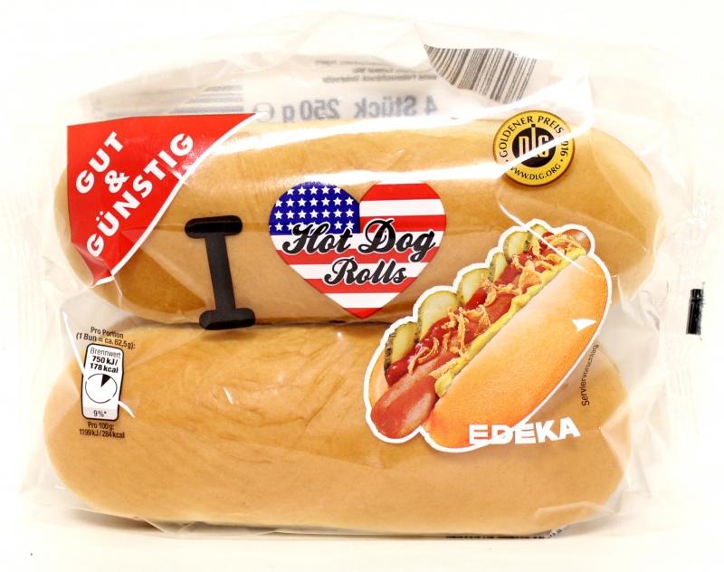 Hot Dog Brötchen Kaufen
