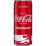 Coca Cola 24x330ml inklusive Pfand