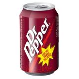 Dr. Pepper 24x330ml inklusive 6¤ Pfand
