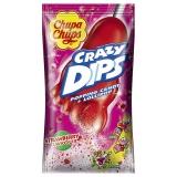 Chupa Chups Crazy Dips Erdbeere 24x14g