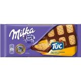 Milka & TUC Cracker 16x87g