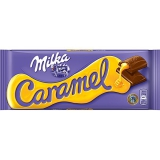 Milka Caramel 17x100g
