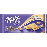 Milka Weisse Schokolade 22x100g