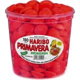 Haribo Primavera Erdbeeren 150 Stk.