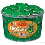 Haribo Frösche 150. Stk.