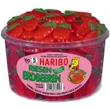 Haribo Riesen Erdbeeren 150 Stk.