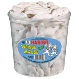 Haribo Weisse Mäuse 150 Stk.