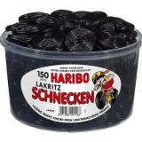 Haribo Lakritz Schnecken 150 Stk.