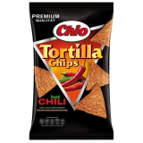 Chio Tortilla Chips Chili 10x125g