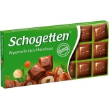 Schogetten Vollmilch-Nuss 15x100g