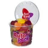 Red Band Autopack Fruchtgummi Herzen 12x200g