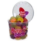 Red Band Autopack Fruchtgummi Münzen 12x200g