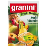 Granini Frucht Bonbons Multivitamin 15x150g