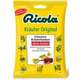 Ricola Kräuter Original ohne Zucker 18x75g