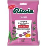 Ricola Salbei ohne Zucker 18x75g