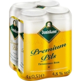 Dominikaner Pils in Shrink Folie verpackt 24x500ml inklusive Pfand