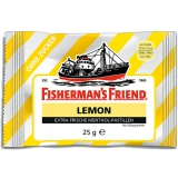 Fishermans Friend Lemon 24x25g