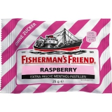 Fishermans Friend Raspberry 24x25g