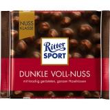 Ritter Sport  Dunkle Voll-Nuss 10x100g