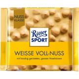 Ritter Sport Weisse Voll-Nuss 10x100g