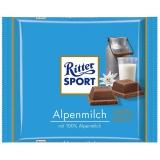 Ritter Sport Alpenmilch 12x100g