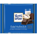 Ritter Sport Edel-Vollmilch 12x100g