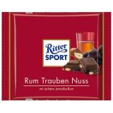 Ritter Sport Rum Trauben Nuss 12x100g