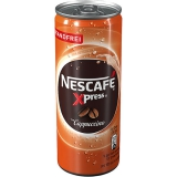Nescafé Xpress Cappuccino 12x250ml