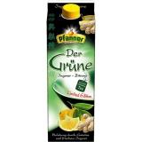 Pfanner Grüner Tee Ingwer-Zitrone 6x2l