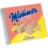 Manner Zitrone 12x75g