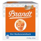 Brandt Der Markenzwieback 20x225g