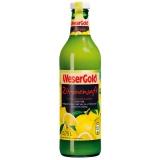 WeserGold Zitronensaft 12x750ml