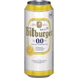 Bitburger Radler Alkoholfrei 24x500ml inklusive Pfand