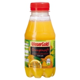 WeserGold Orangensaft 6x330ml