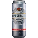 Clausthaler Classic Alkoholfrei 24x500ml inklusive Pfand
