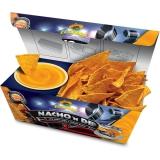 El Sabor Nachon Dip Chilli Nacho Chips mit Cheese Sauce 12x175g