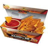 El Sabor Nachon Dip Chili Nachos Chips mit Salsa sauce 12x175g