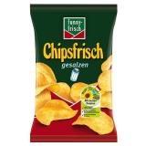 Funny-Frisch Chipsfrisch Gesalzen 10x175g