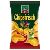 Funny-Frisch Chipsfrisch Oriental 10x175g
