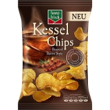 Funny-Frisch Kessel Chips Roasted Bacon Style 10x120g