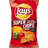 Lays Super Chips Paprika 8x175g