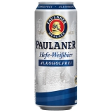 Paulaner Hefe-Weißbier Alkoholfrei 24x500ml inklusive Pfand