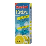 WeserGold Eistee Zitrone 8x1,5l
