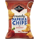 Mr. Knabbits Paprika Chips 20x150g