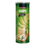 Mr.Knabbits Chips Sour Cream & Onion 15x175g